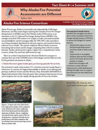 AFSC Fact Sheet